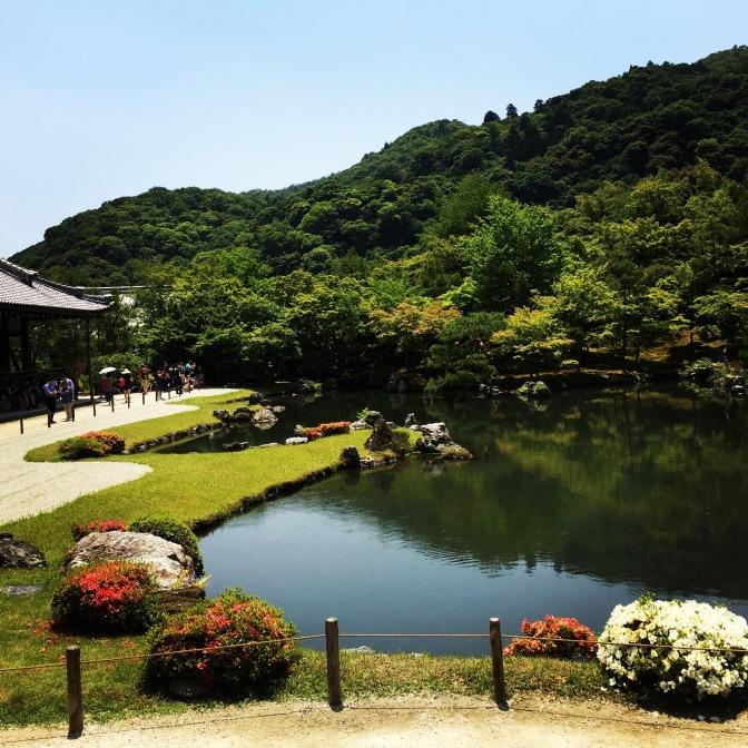 Tenryu-ji Temple and Gardens
